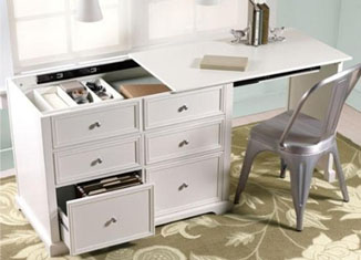 Oxford Hidden Desk Review