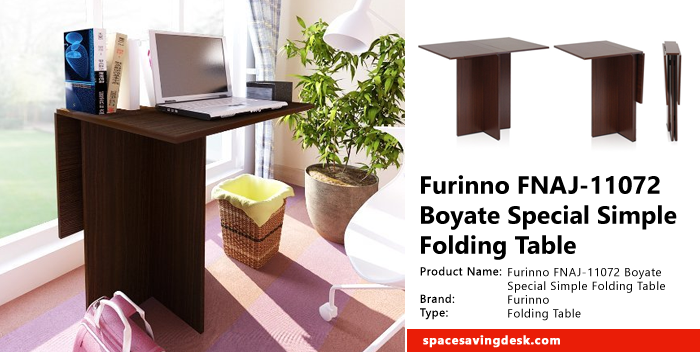 FURINNO FNAJ-11072 Boyate Special Simple Folding Table Review
