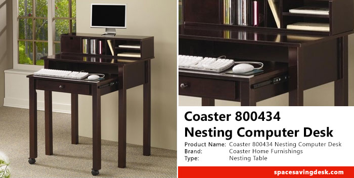 Coaster Nesting Computer Desk Review