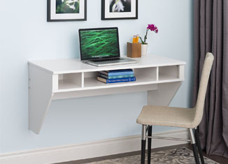 Prepac Designer Floating Desk Review