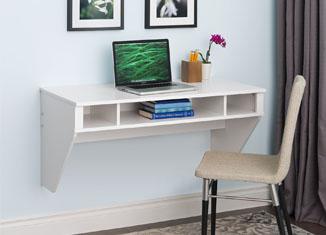 Prepac Designer Floating Desk Review