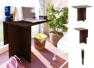 FURINNO FNAJ-11072 Boyate Special Simple Folding Table Review