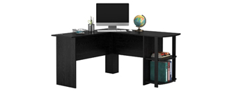 Altra Dakota L-Shaped Desk with Bookshelves Review