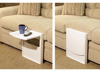 Tuc-Away Tables KTC2143-WH Kensington Edition Table Review