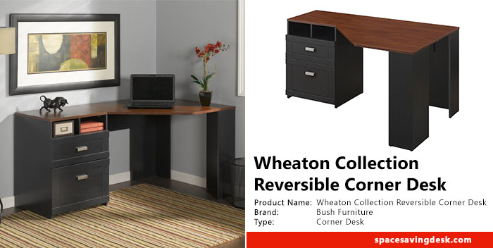 Wheaton Collection Reversible Corner Desk Review E Saving