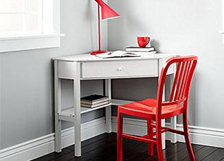 Simple Living Wood Corner Computer Desk Review