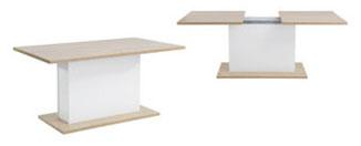 FurnitureR Extendable Rectangular Dining Table Review